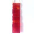 Long light catcher - mixed reds - fire element