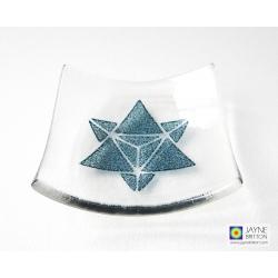 Merkaba sacred symbol bowl