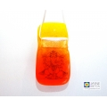 Ganesh light catcher - orange and yellow blend