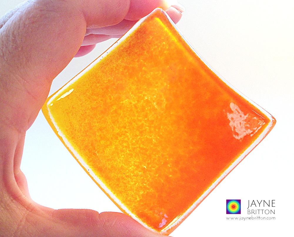 Gold blend bowl - tealight size